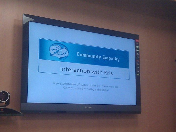 Community Empathy