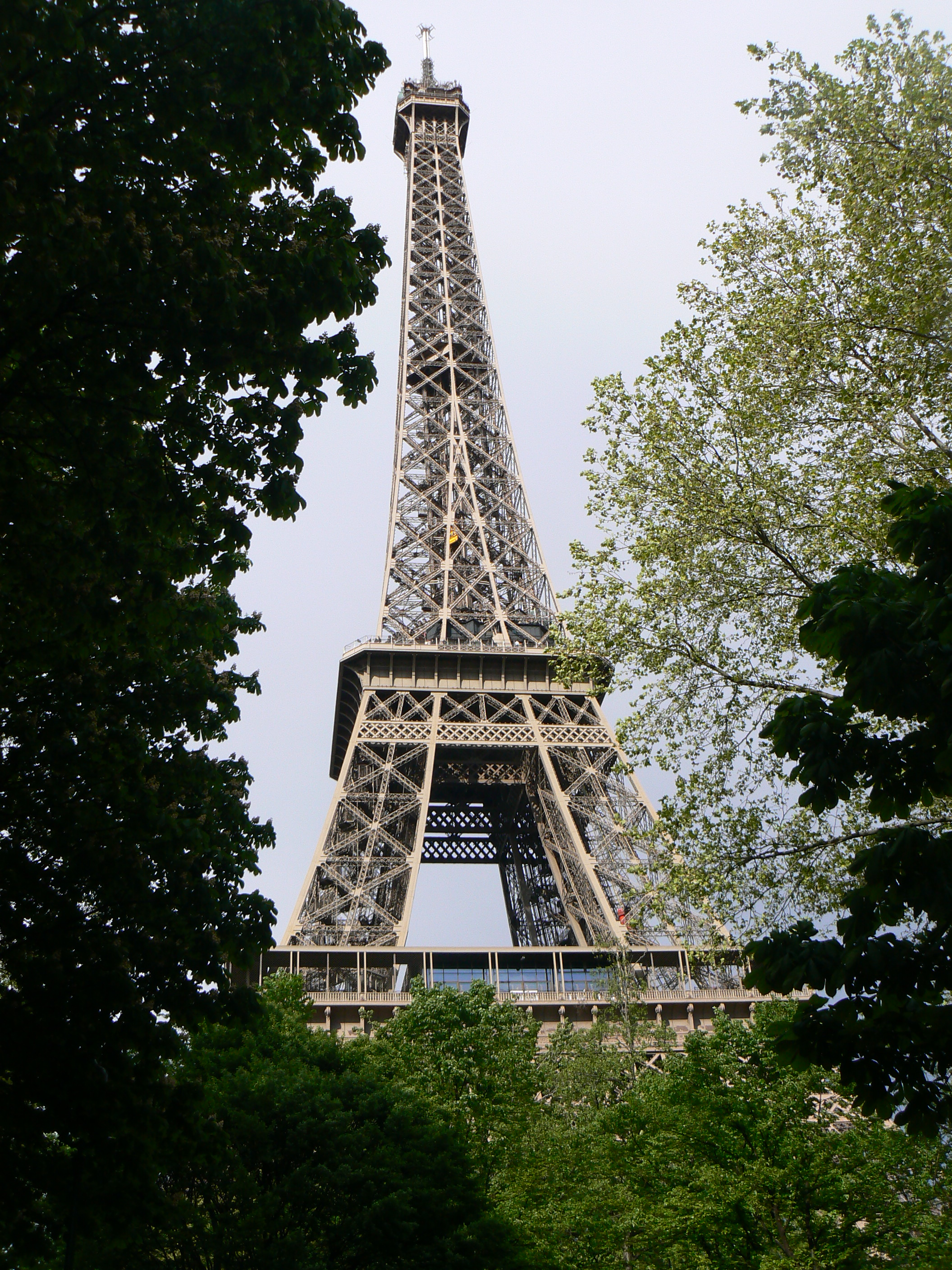 View of Eiffel Tower