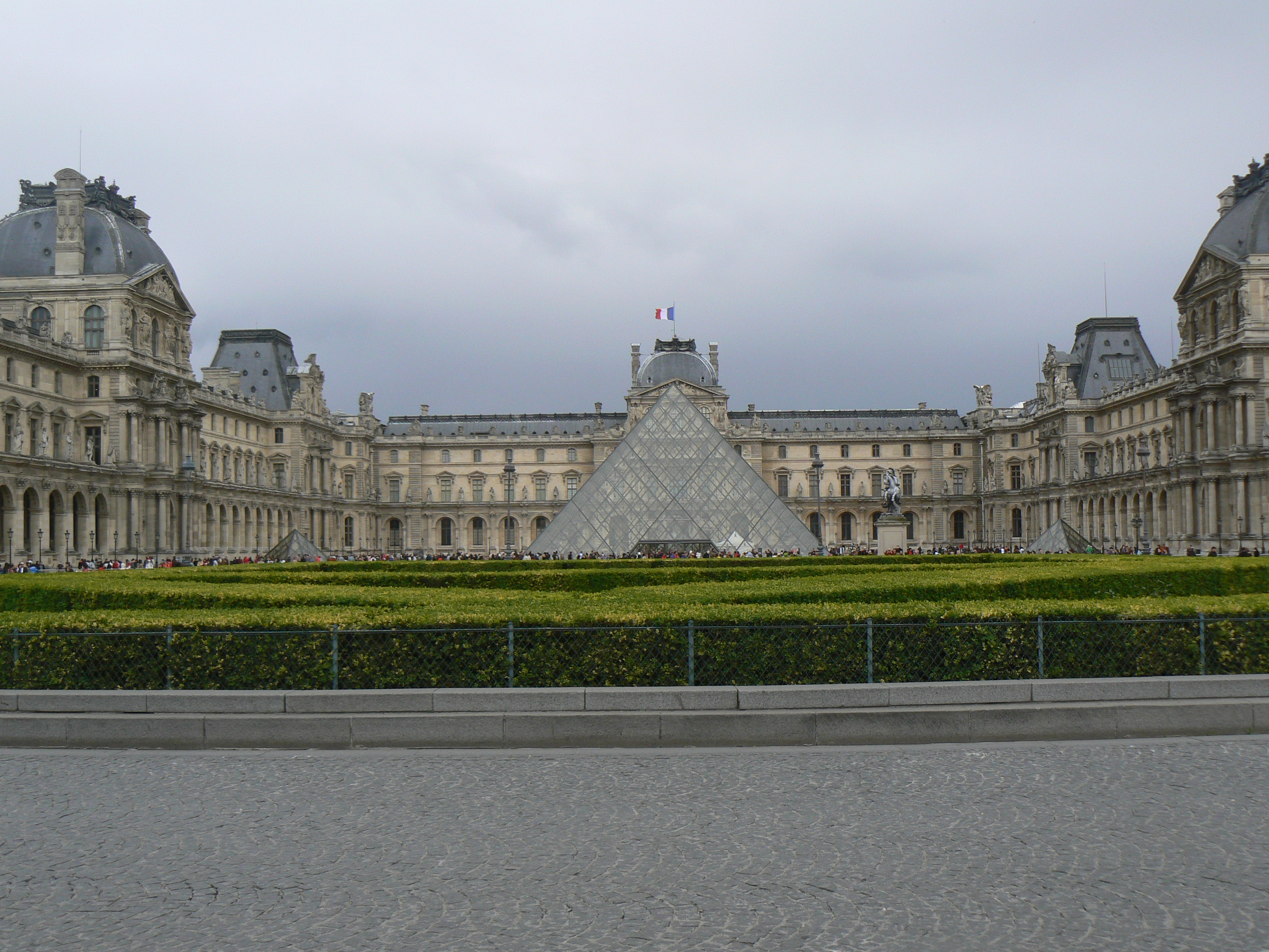 Museum of Louvre